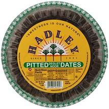 Hadley Date Gardens Pitted Dates 3.5 lbs Deglet Noor - $18.88