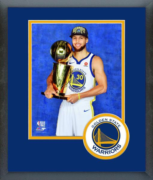 newest b9263 96999 Stephen Curry with the 2018 NBA Championship and 50 similar ...