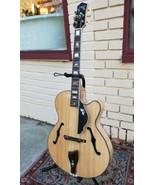 2009 Monari Bros Eclectric Model Hand Built Custom Arch Top Guitar Venetian - $2,699.99