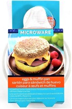 Nordic Ware Microwavable Egg And Muffin Breakfast Pan - $10.39