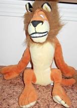 """Alex Madagascar Plush Lion Dreamworks 14"""" Tall Stuffed Toy Animal - $7.03"""