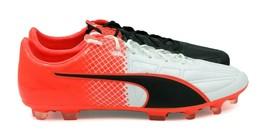 PUMA evoSPEED 1.5 Lth AG Men's Soccer Cleats - Puma Black Size 12 -NEW Authentic - $63.35