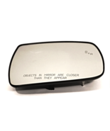 Right Pass Mirror Glass & Holder w/ Blind Spot Heated for 17-19 Kia Fort... - $131.62