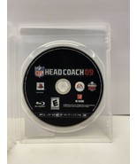 NFL Head Coach 09 (Sony PlayStation 3 PS3)  - Disc Only - TESTED - $29.69
