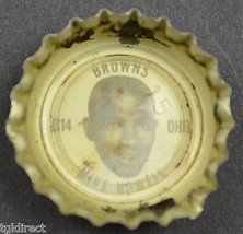 Vintage Coca Cola NFL Bottle Cap Cleveland Browns Mike Howell Coke King ... - $4.99