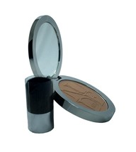 DIORSKIN NUDE AIR TAN POWDER W/KABUKI BRUSH 10G 025 MATTE AMBER NIB-F071... - $55.94