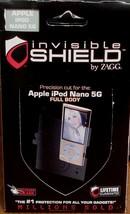 Zagg Invisible Shield - Apple iPod Nano 5G - Full Body - BRAND NEW IN BOX - $14.84