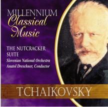 Tchaikovsky CD The Nutcracker Suite - $1.99