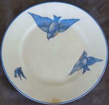 Antique Homer Laughlin Empress Salad Plate - Gdc - Beautiful Antique Plate - $34.64