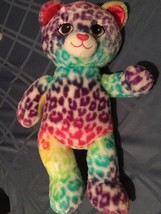 July 4th New Build A Bear I Love You kitty cat BAB 19 inch  plush stuffed - $27.00