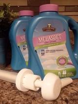 Melaleuca ECOSENSE Melasoft~Fabric Softener~48 Oz Spring Breeze x2 free ... - $44.51