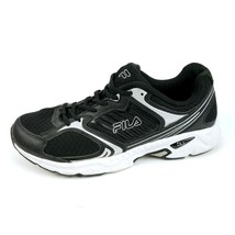 Fila Interstellar 2 Black White Men's SZ 11 Running Shoe Athletic 1SR206... - $17.59