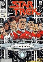 Star Trek (1989 series) #1 [Comic] David, Peter and Fry, James W. and Starr, Arn - $5.79