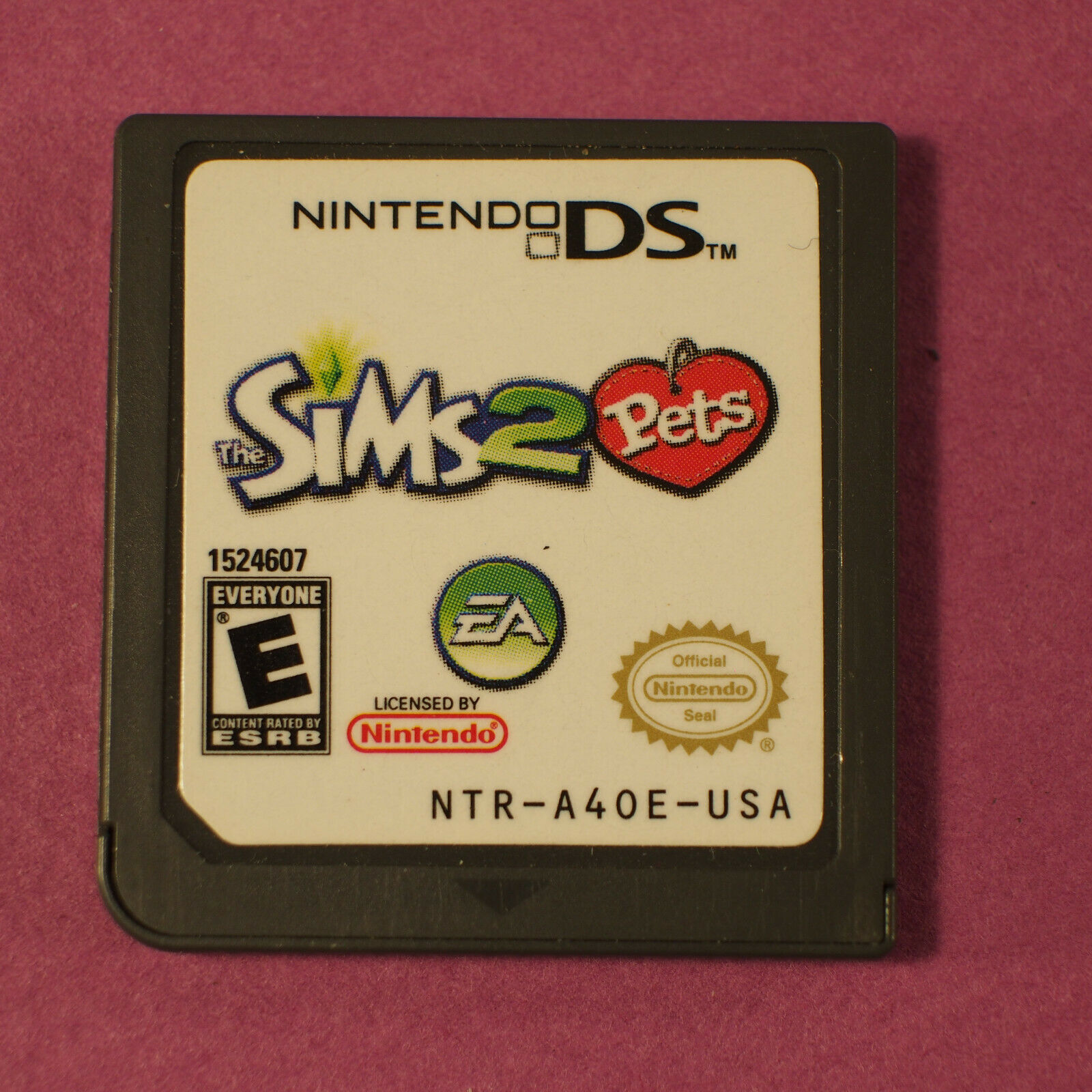 Primary image for The Sims 2: Pets (Nintendo DS, 2006) - Cart Only