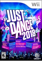 JUST DANCE 2018  - Wii - (Brand New) - $49.91