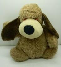 "Animal Fair Brown Hound Dog Plush Stuffed Vintage 13"" - $19.77"