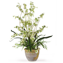 Dancing Lady Silk Orchid Arrangement - $56.64