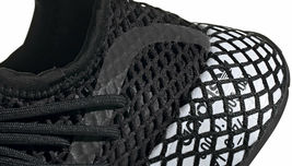 ADIDAS ORIGINALS DEERUPT S BLACK/WHITE SIZE 10 NEW FAST SHIPPING (BD7879)  image 7