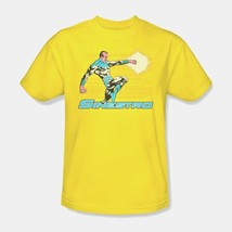 Sinestro T-shirt DC viilians comic book vintage super hero cotton tee dco310 image 2