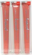 3 Count Revlon Kiss 0.25 Oz Plumping 505 Apricot Silk Multi Benefit Lip Creme - $18.99