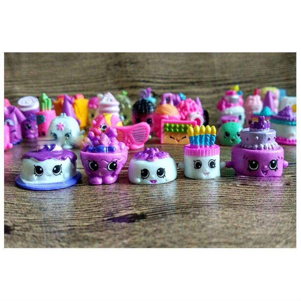 50PCs Shopkins Season 7 Ultra Rare Special Limited Edition Kids Toys