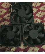 3 Computer Fans and DVD driver - $25.99