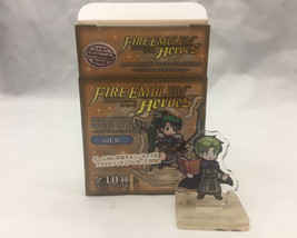 Raigh Fire Emblem Heroes - 1in Mini Acyrlic Stand Figure D4 Vol 6 Nintendo  - $10.88