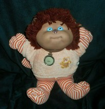 Vintage 1983 Cabbage Patch Kids Koosas Doll Stuffed Animal Plush Toy W/ Shirt F - $26.18