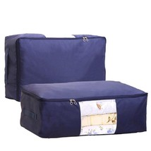 Storage Bag Quilt Clothes Blanket Clothing Oxford Plus Size Comforter Co... - $9.99+