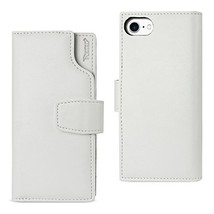Reiko Wireless Wallet Case for Apple iPhone 7 - Ivory - $26.55