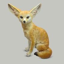 "18.5"" Fennec Fox Sculpture - $80.00"
