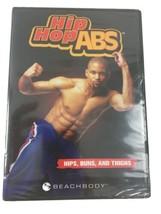 Beachbody Hip Hop Abs Hips Buns Thighs Fitness Workout Shaun T DVD New S... - $10.89