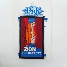Zion The Narrows National Park Souvenir Patch - $10.90