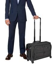Tumi 967951041 Alpha 2 Four-Wheel Carryon Garment Bag Luggage in Black M... - $10.140,48 MXN