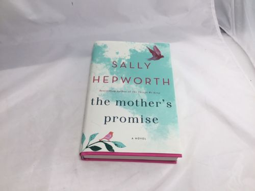 Primary image for The Mother's Promise by Sally Hepworth 2017 1st Ed ARC PB Book NEW