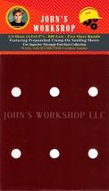 RYOBI P440 Cordless - 1/4 Sheet - 800 Grit - PrePunched - 5 Sandpaper Bu... - $7.49