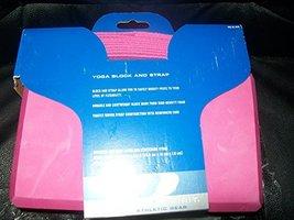 "Prospirit Yoga Block and Strap ""Pink"" - $13.86"