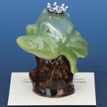 Birthstone Tree Frog Prince December Zircon Miniatures by Hagen-Renaker image 3