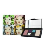 Andy Warhol Collection Debbie Harry Eye And Cheek Palette (4x Eyeshadows... - $35.63