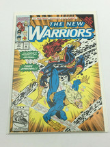 MARVEL Comics, The New Warriors #27 - Sep. 1992 FREE SHIPPING - $5.93