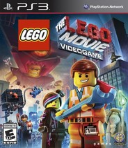 The LEGO Movie Videogame - PlayStation 3 - $14.99