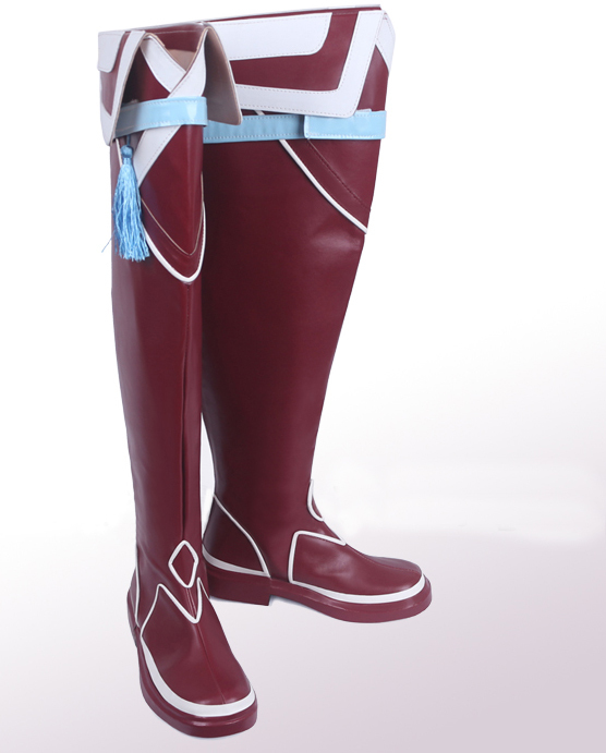 Fire Emblem Fates Hinoka Cosplay Boots for Sale