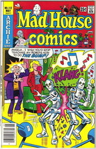 Mad House Comics Comic Book #112, Archie 1978 VERY FINE+ - $7.38