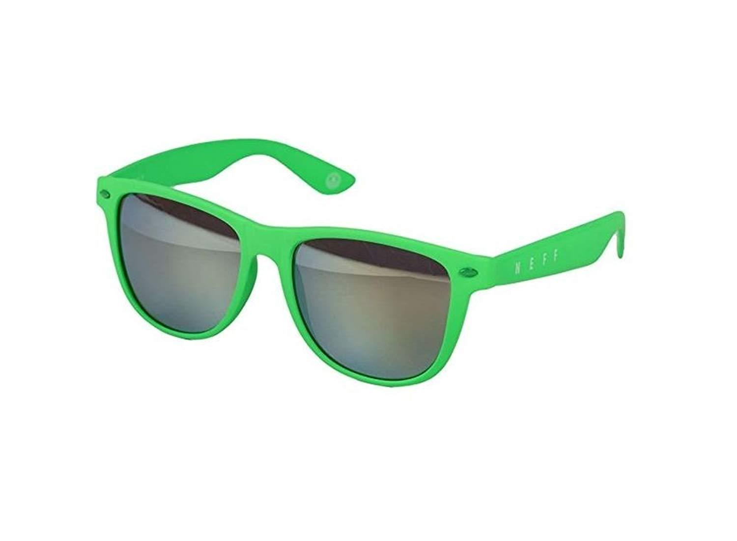 9f318eb97591 Neff Daily Shades Slime Green with Mirrored and 50 similar items