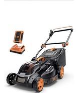 Tacklife L9 36v 4.0 ah brushless motor 16in cordless lawnmower battery &... - $242.40
