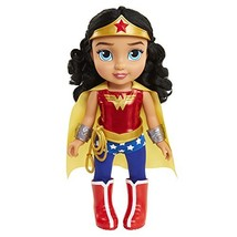 """DC Toddler Dolls - 15"""" Wonder Woman Toddler Doll, Includes: 8 Pieces - $32.78"""