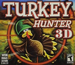 Turkey Hunter 3D (Jewel Case) - PC [Windows XP] - $6.21