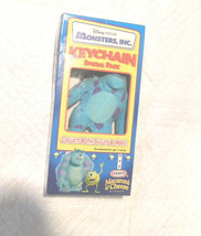 """4"""" Stuffed Keychain from the Disney Pixar Movie Monster's Inc.""""SULLEY"""" - $9.89"""