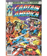 Captain America Comic Book #242 Marvel Comics 1980 FINE+ - $3.25