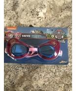 SwimWays Pinkfong Paw Patrol Pink Skye Kids Swim Goggles - $17.82